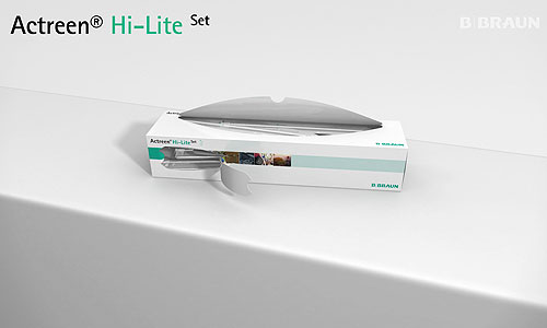 Actreen Hi-Lite Set IFU | B.Braun