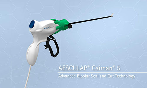 Caiman AAG | Aesculap