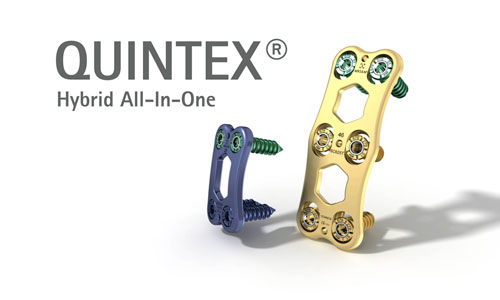 Quintex | Aesculap