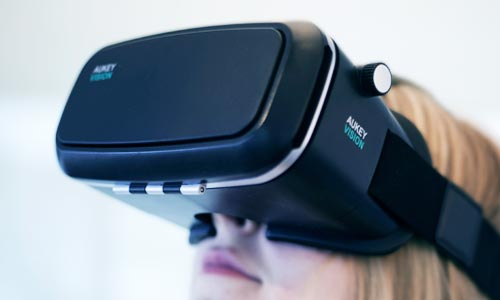 3D Virtual Reality, Blog