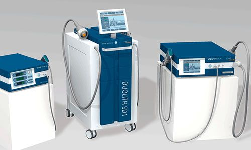 Equipment Line Duolith | Storz Medical
