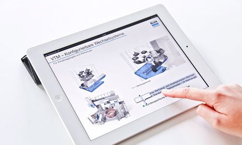 IBook VTM | ELHA MaschinenbauIBook VTM | ELHA Engineering