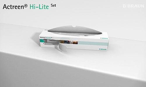 Portfolio. Actreen Hi-Lite Set