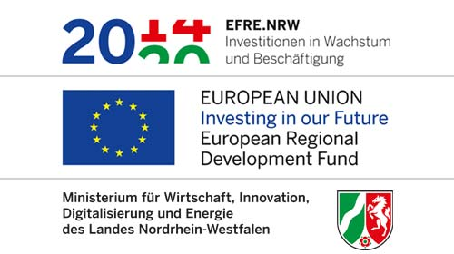 Zimt Funding by EU and NRW